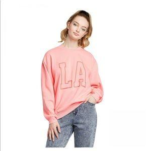 Wild Fable LA sweatshirt large
